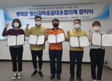 [봉화]정신건강복지센터, '응급대응협의체 협약식'개최